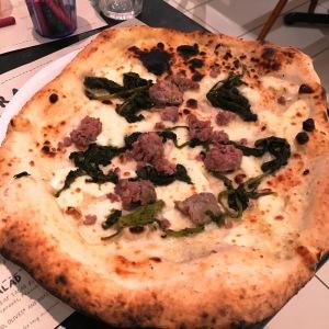 Franco Manca pizza 3