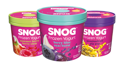 Snog in stores