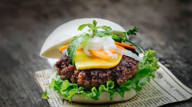 Pho & Bun Bao Burger