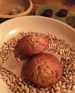 Madeleine-style Peated Barley Cakes (malt d'orge tourbé)