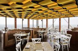 Duck & Waffle main dining room