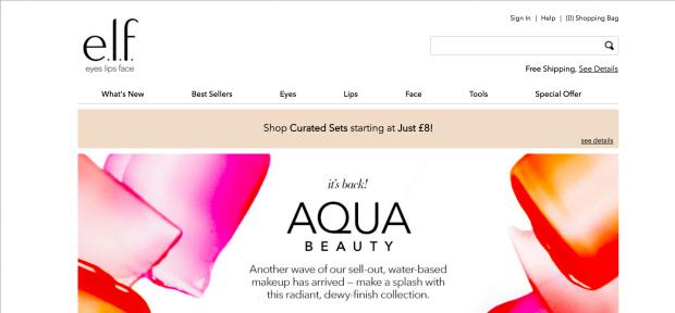 SITE web mode beauté roxane mls elf
