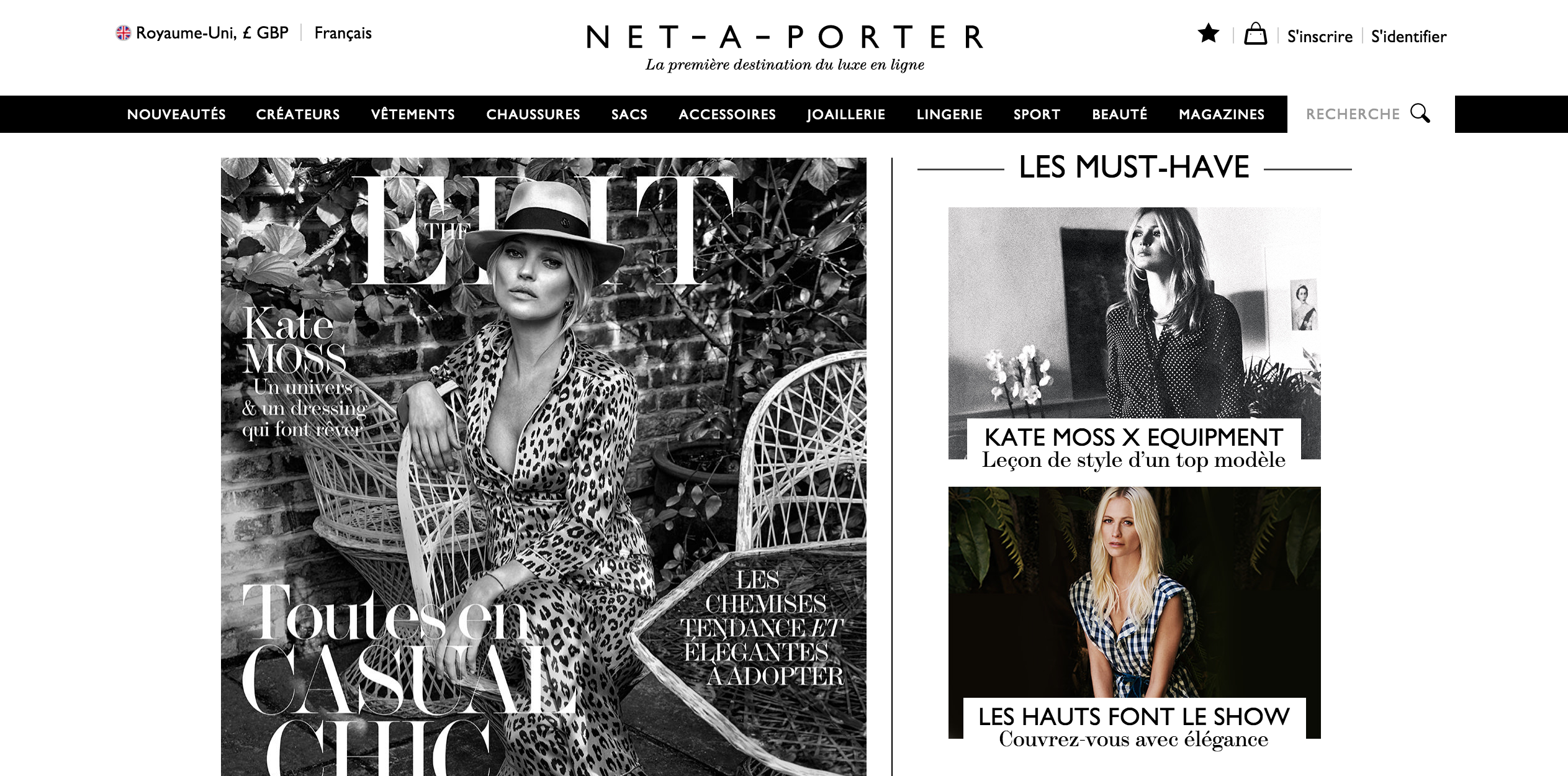 SITE web mode beauté roxane mls net a porter