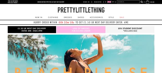 SITE web mode beauté roxane mls pretty little things