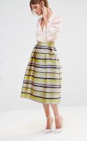 1 MIDI Skirt long LF2L Roxane Mls