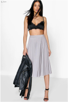 Plissé 1 MIDI Skirt long LF2L Roxane Mls