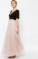 Tulle 3 Skirt long LF2L Roxane Mls