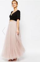 Tulle 3 Skirt long LF2L Roxane Mls